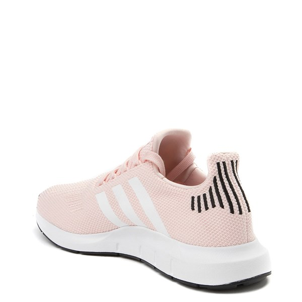 alternate view Womens adidas Swift Run Athletic Shoe - PinkALT2