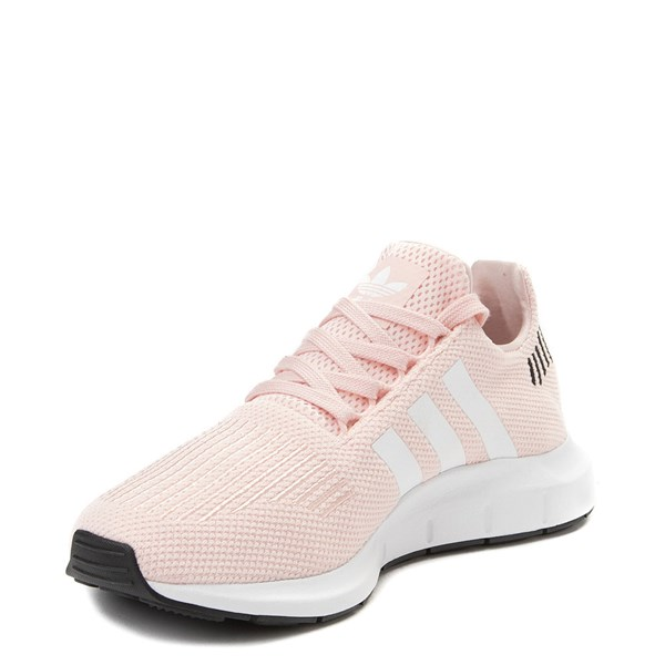 alternate view Womens adidas Swift Run Athletic Shoe - PinkALT3