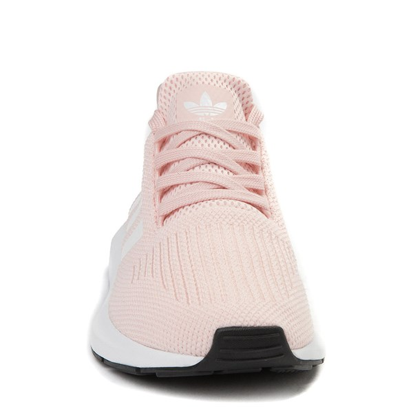 alternate view Womens adidas Swift Run Athletic Shoe - PinkALT4