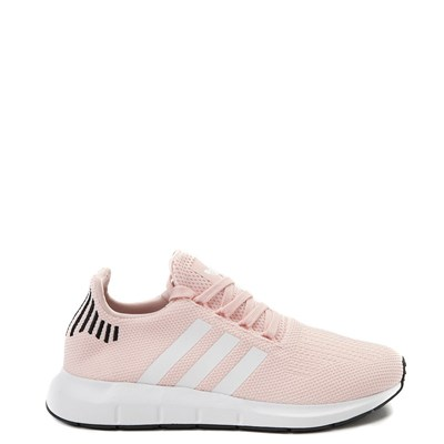 Main view of Womens adidas Swift Run Athletic Shoe - Pink