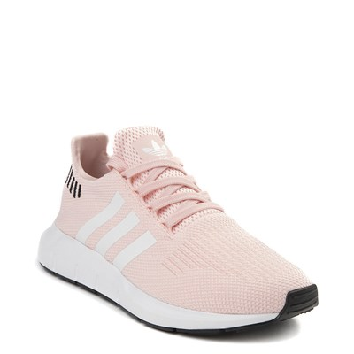 Alternate view of Womens adidas Swift Run Athletic Shoe - Pink