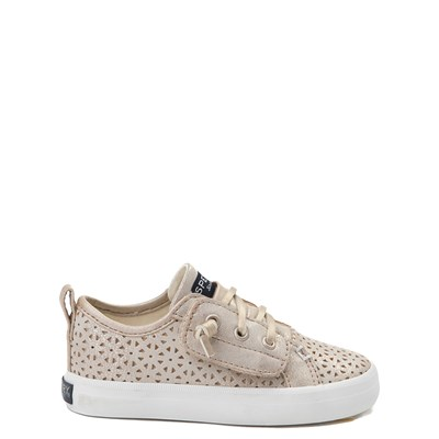 Main view of Sperry Top-Sider Crest Vibe Casual Shoe - Toddler / Little Kid - Champagne