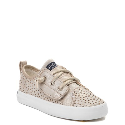 Alternate view of Sperry Top-Sider Crest Vibe Casual Shoe - Toddler / Little Kid - Champagne