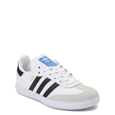 Alternate view of adidas Samba OG Athletic Shoe - Big Kid