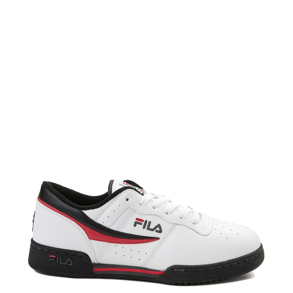Mens Fila Original Fitness Athletic Shoe - White