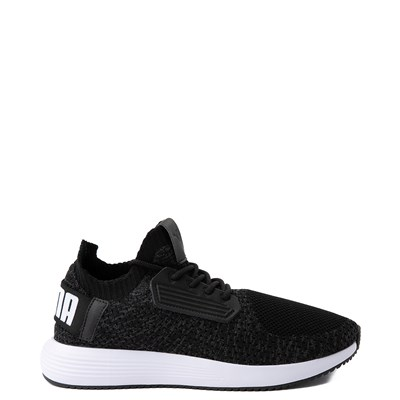 Mens Puma Uprise Knit Athletic Shoe