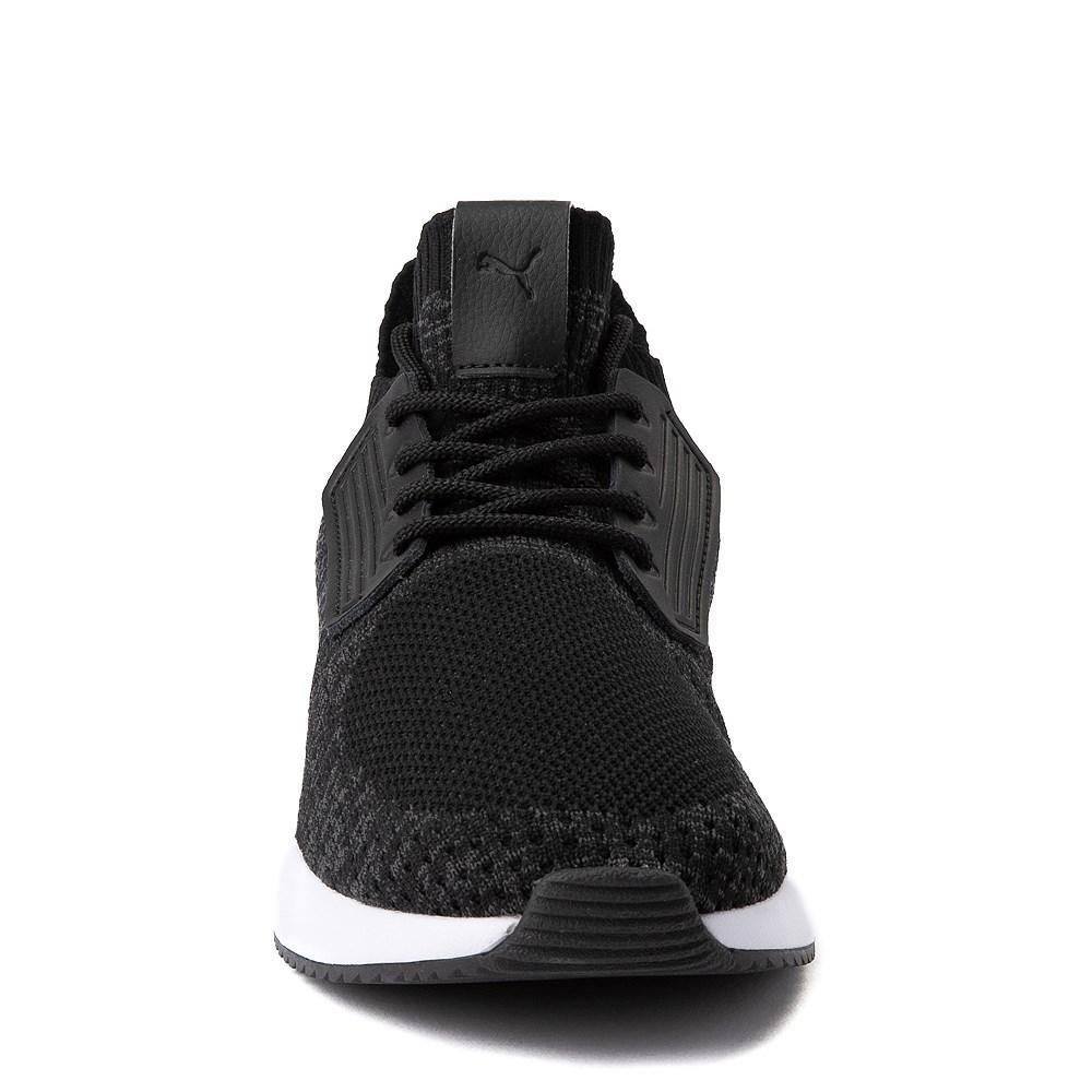 f84b9ce3cb1747 Mens Puma Uprise Knit Athletic Shoe