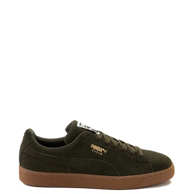 Main view of Mens Puma Suede Athletic Shoe