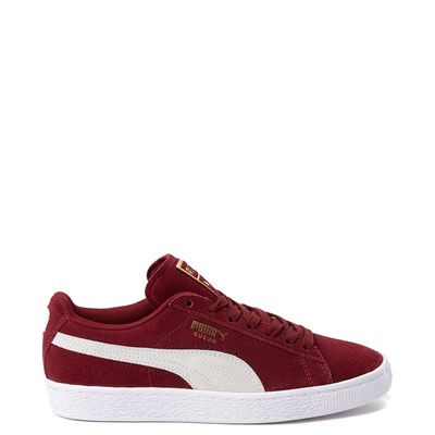 Main view of Womens Puma Suede Athletic Shoe