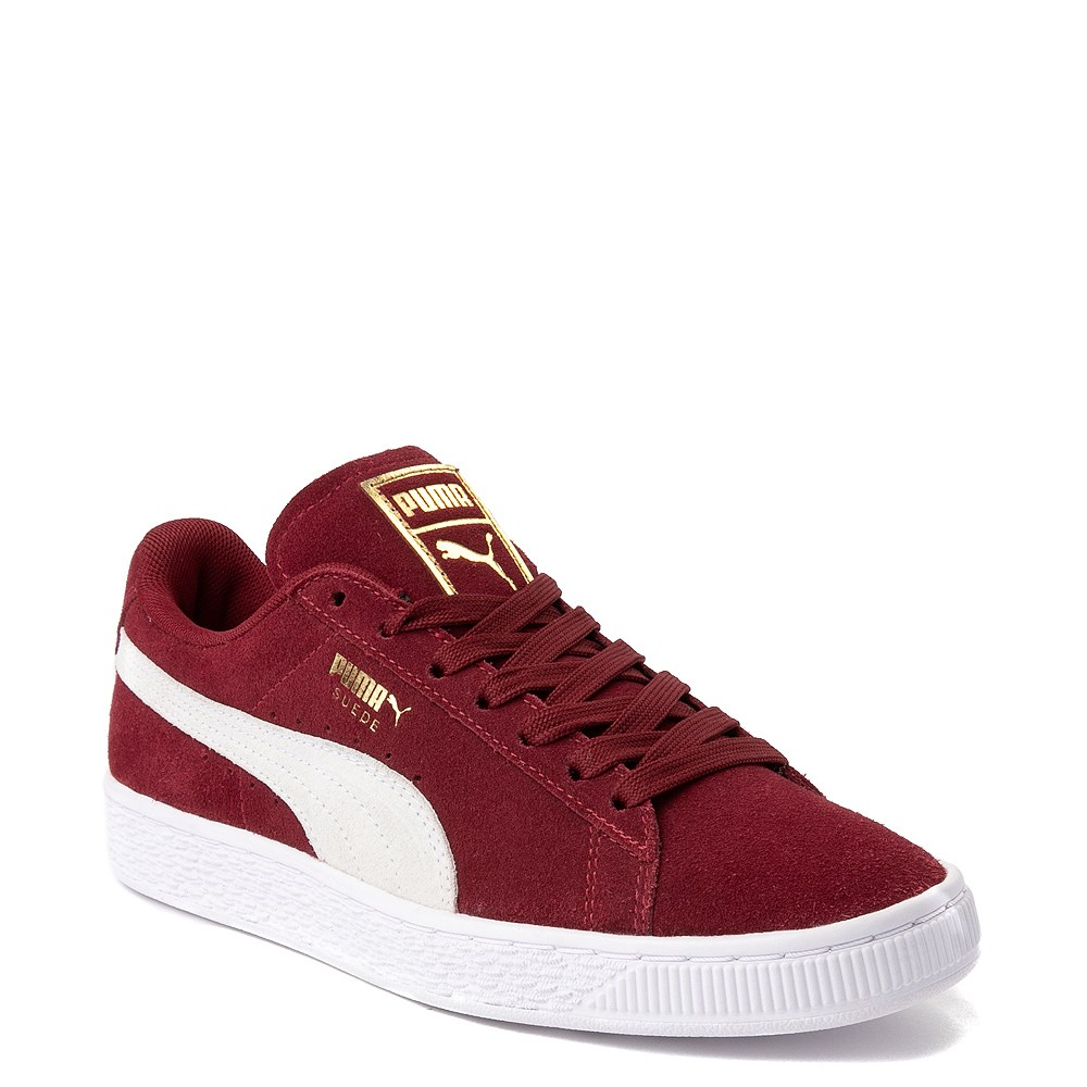 online store bb313 10575 Womens Puma Suede Athletic Shoe
