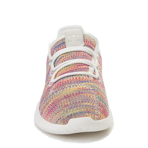 alternate view adidas Tubular Athletic Shoe - Little KidALT4