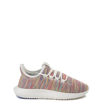 Main view of Tween adidas Multicolored Tubular Athletic Shoe