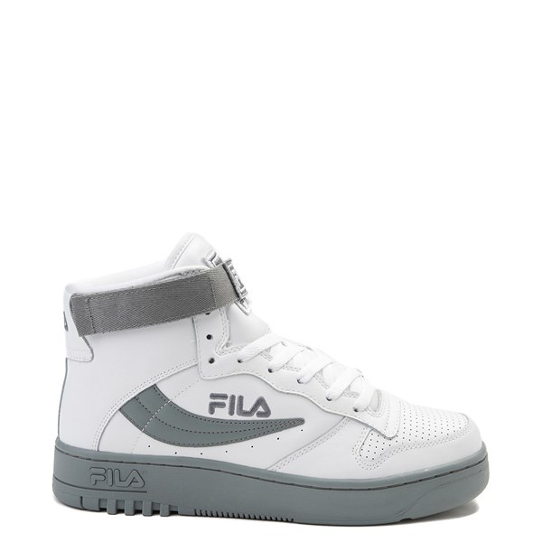 Mens Fila FX-100 Athletic Shoe - White / Gray