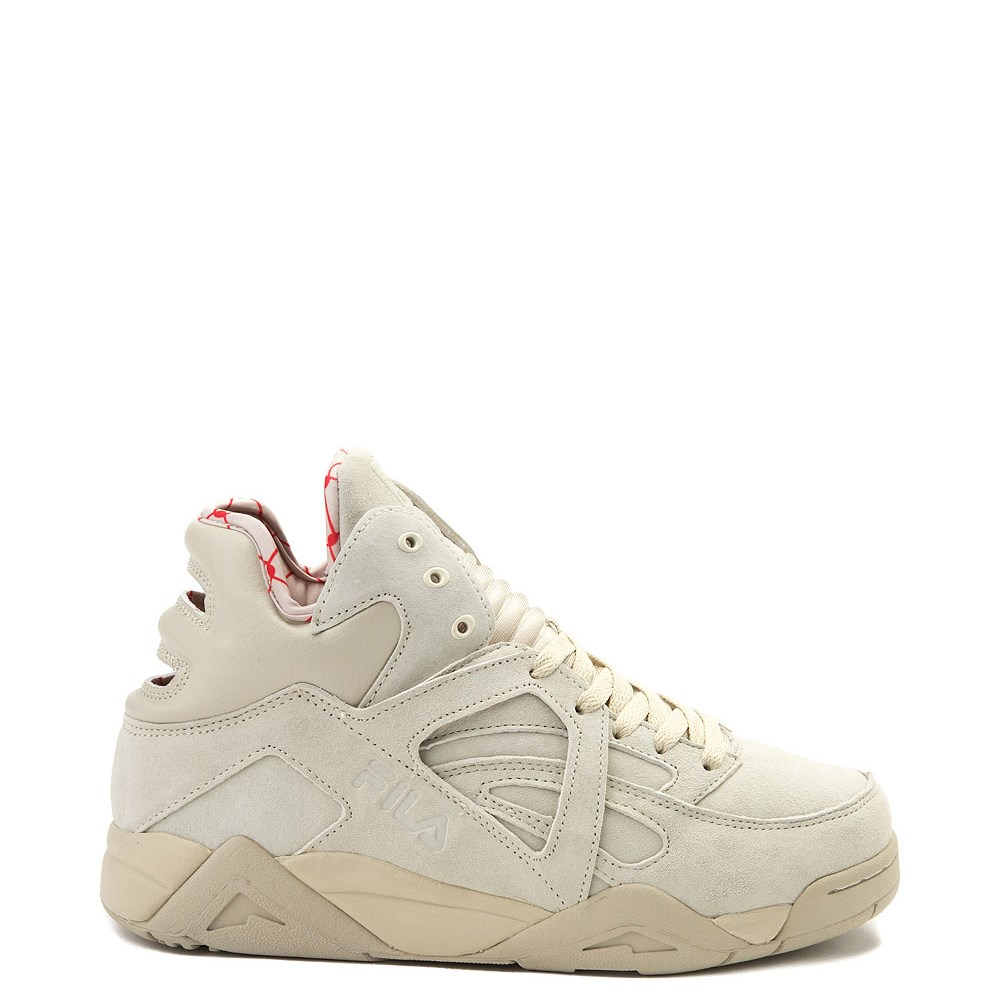 Mens Fila Cage Athletic Shoe - Cream