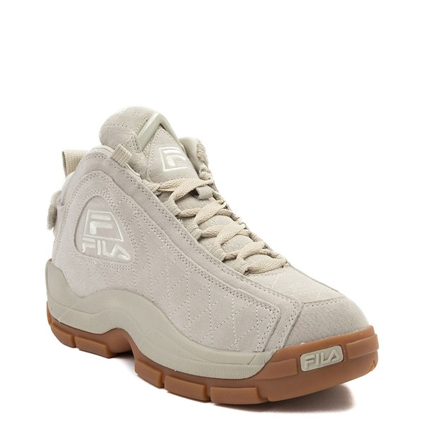 Alternate view of Mens Fila 96 Quilted Athletic Shoe