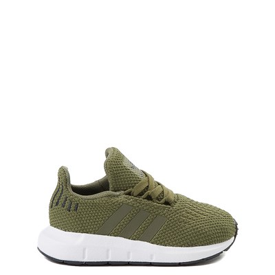 Main view of adidas Swift Run Athletic Shoe - Baby / Toddler