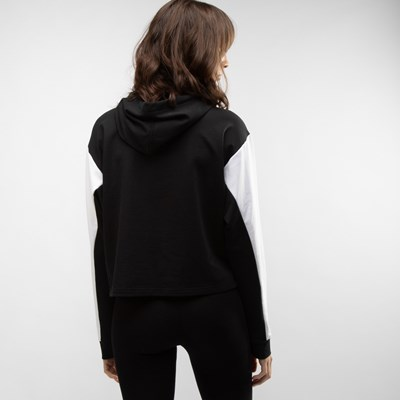 Alternate view of Womens Puma Cropped Hoodie