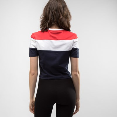 Alternate view of Womens Fila Maya Crop Tee