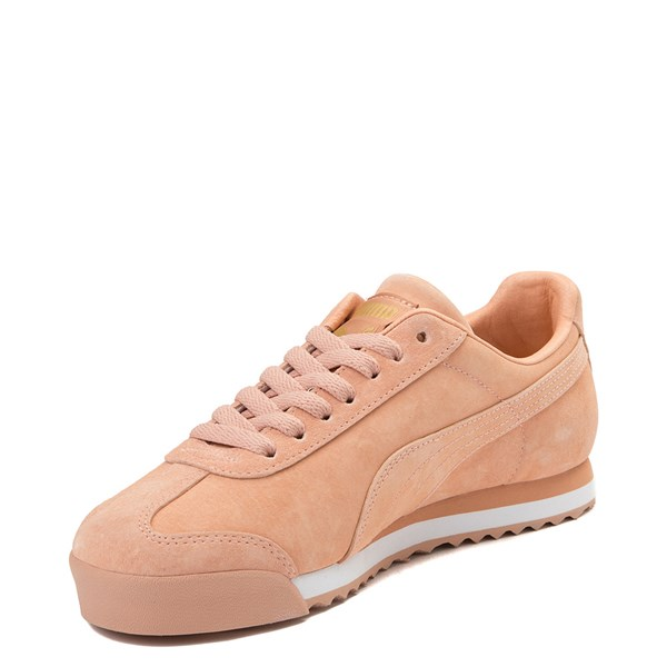 alternate view Womens Puma Roma Gents Athletic ShoeALT3
