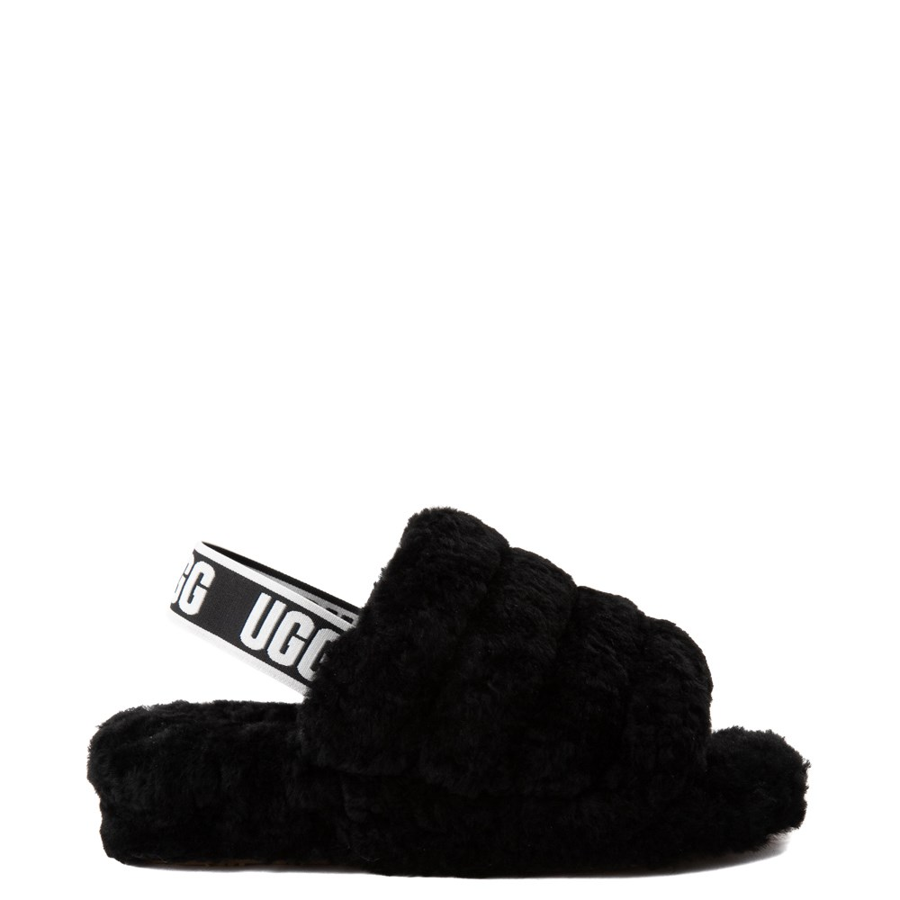 3ddf1f3b2 Womens UGG® Fluff Yeah Slide Sandal | Journeys
