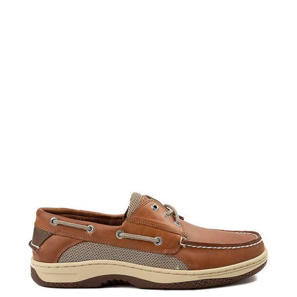 Main view of Mens Sperry Top-Sider Billfish Boat Shoe - Brown