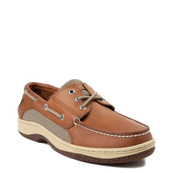 alternate view Mens Sperry Top-Sider Billfish Boat Shoe - BrownALT1