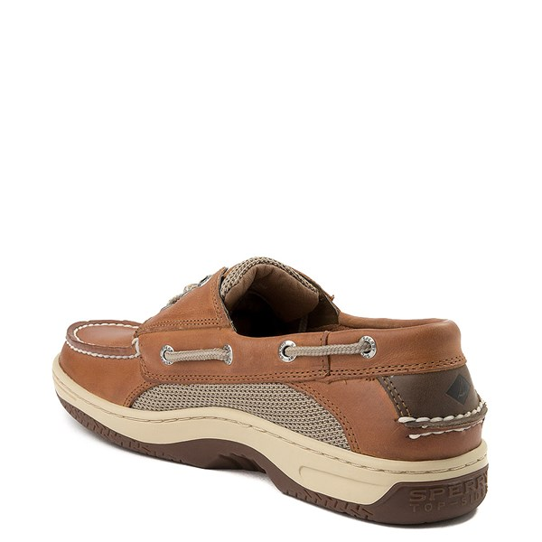 alternate view Mens Sperry Top-Sider Billfish Boat Shoe - BrownALT2