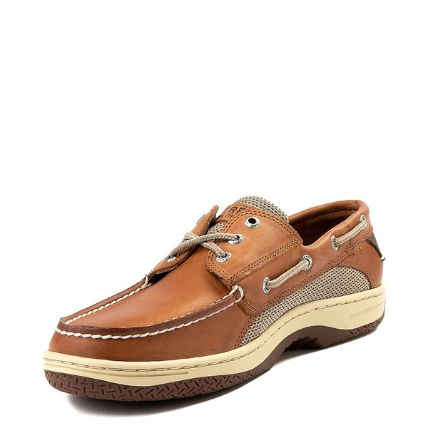 alternate view Mens Sperry Top-Sider Billfish Boat Shoe - BrownALT3