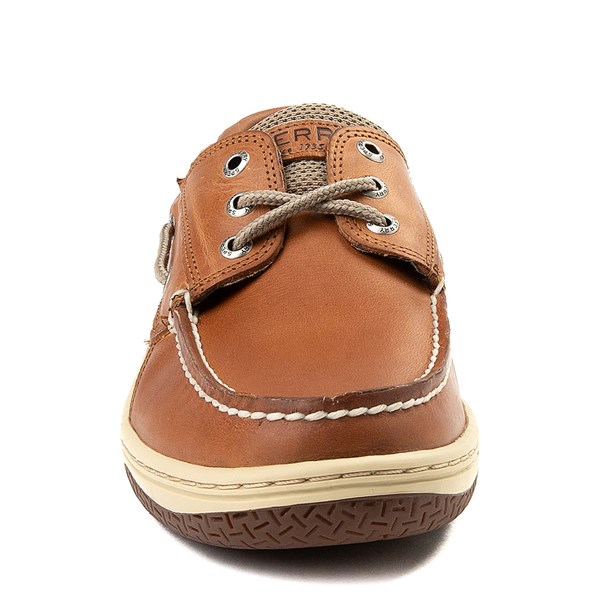 alternate view Mens Sperry Top-Sider Billfish Boat Shoe - BrownALT4