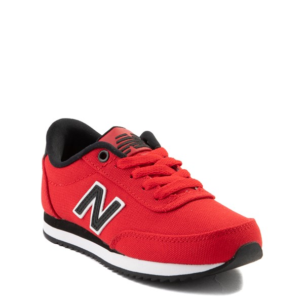 alternate view New Balance 501 Athletic Shoe - Little Kid / Big Kid - RedALT1