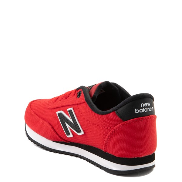 alternate view New Balance 501 Athletic Shoe - Little Kid / Big Kid - RedALT2