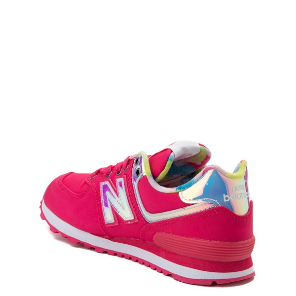 alternate view New Balance 574 Athletic Shoe - Little KidALT2