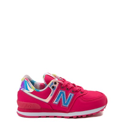 Main view of New Balance 574 Athletic Shoe - Little Kid