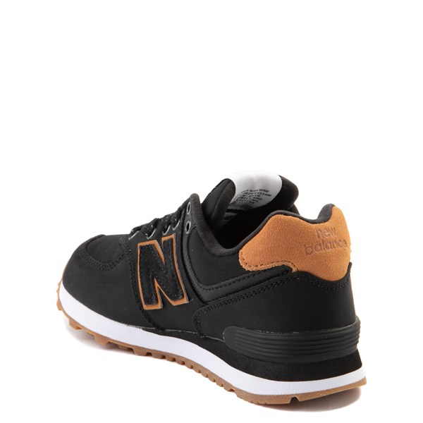 alternate view New Balance 574 Athletic Shoe - Big KidALT2