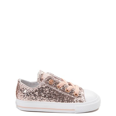 Main view of Toddler Converse Chuck Taylor All Star Lo Glitter Sneaker