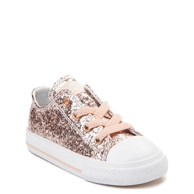Alternate view of Toddler Converse Chuck Taylor All Star Lo Glitter Sneaker