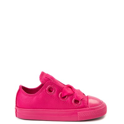 Converse Chuck Taylor All Star Big Eyelets Lo Sneaker - Baby / Toddler