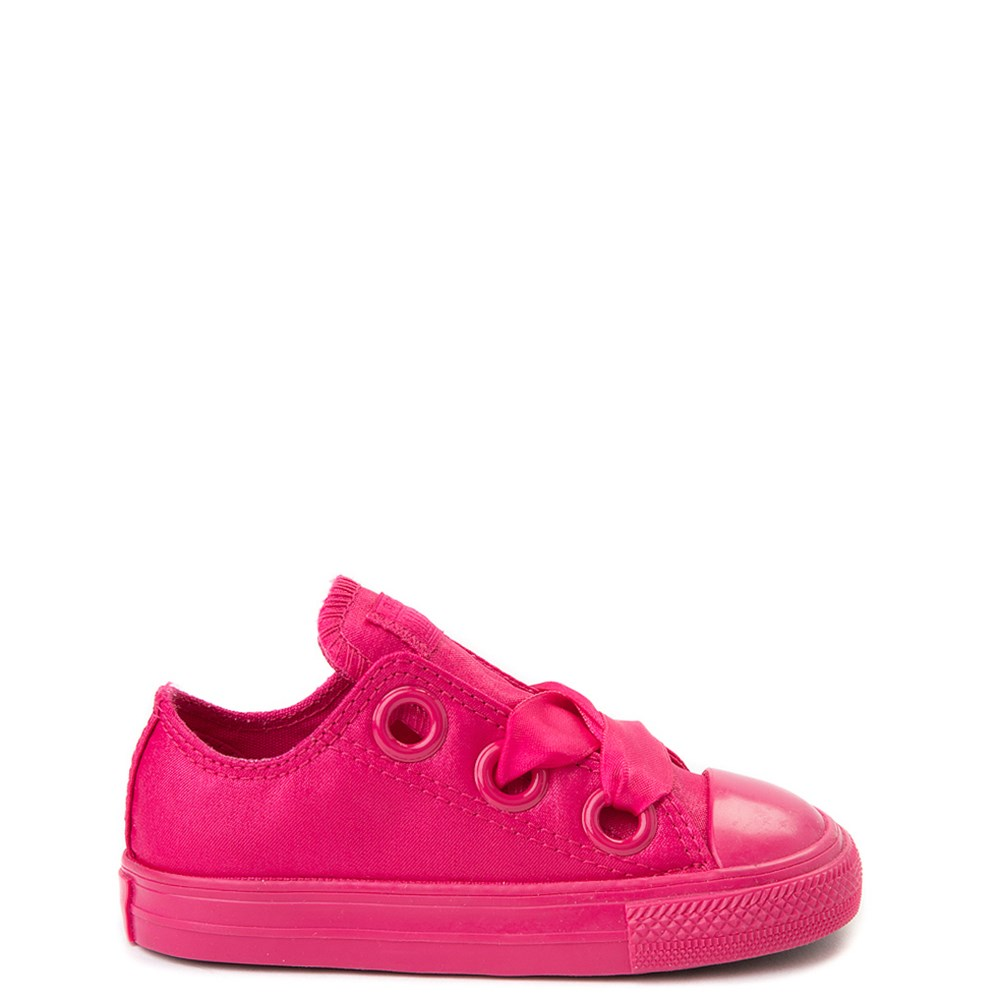 565ce683934517 Converse Chuck Taylor All Star Big Eyelets Lo Sneaker - Baby   Toddler