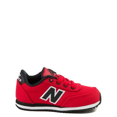 Main view of New Balance 501 Athletic Shoe - Baby / Toddler - Red