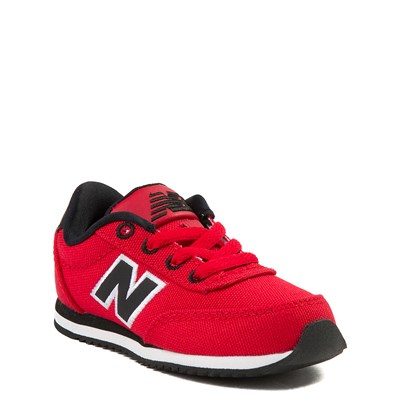 Alternate view of New Balance 501 Athletic Shoe - Baby / Toddler - Red