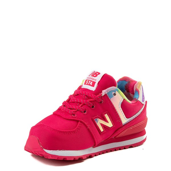 alternate view New Balance 574 Athletic Shoe - Baby / ToddlerALT3