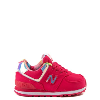 Main view of New Balance 574 Athletic Shoe - Baby / Toddler - Pink