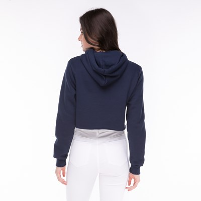 Alternate view of Womens Fila Pam Cropped Hoodie