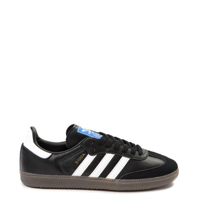 Main view of Womens adidas Samba OG Athletic Shoe - Black / White / Gum