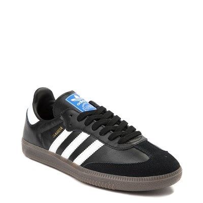 Alternate view of Womens adidas Samba OG Athletic Shoe - Black / White / Gum