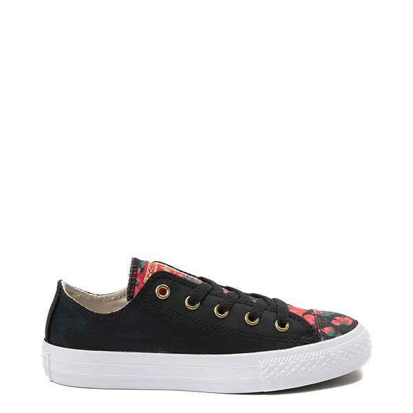 Converse Chuck Taylor All Star Lo Floral Sneaker - Little Kid