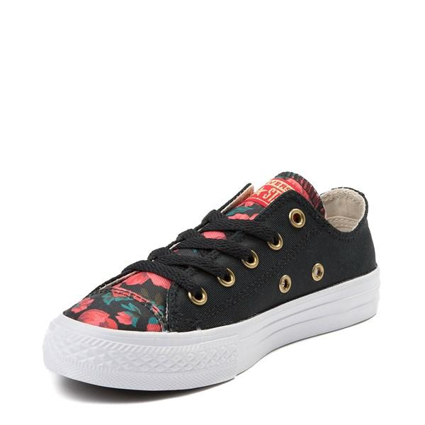 alternate view Converse Chuck Taylor All Star Lo Floral Sneaker - Little KidALT3