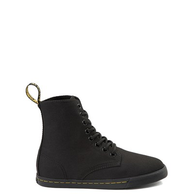 Main view of Dr. Martens Sheridan 8-Eye Boot - Little Kid - Black