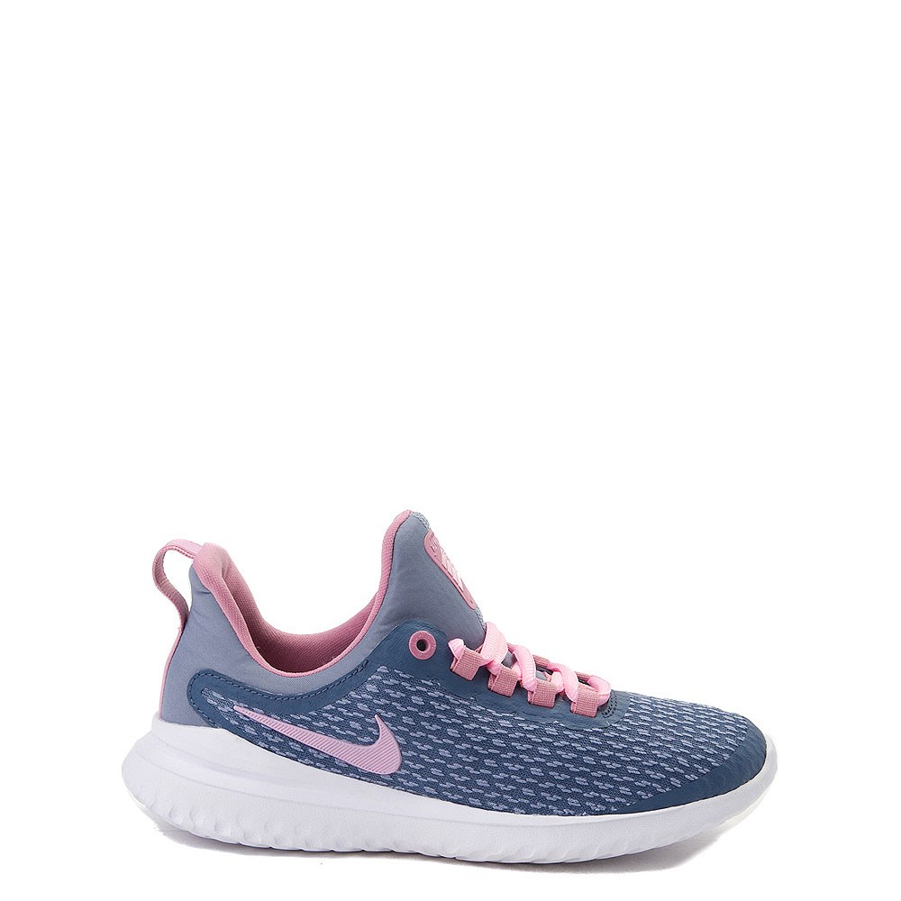 Tween Nike Renew Rival Athletic Shoe