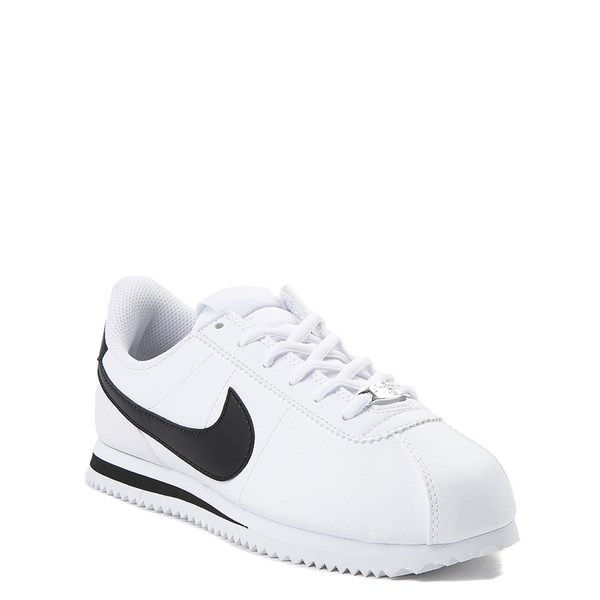 Alternate view of Nike Cortez Athletic Shoe - Big Kid